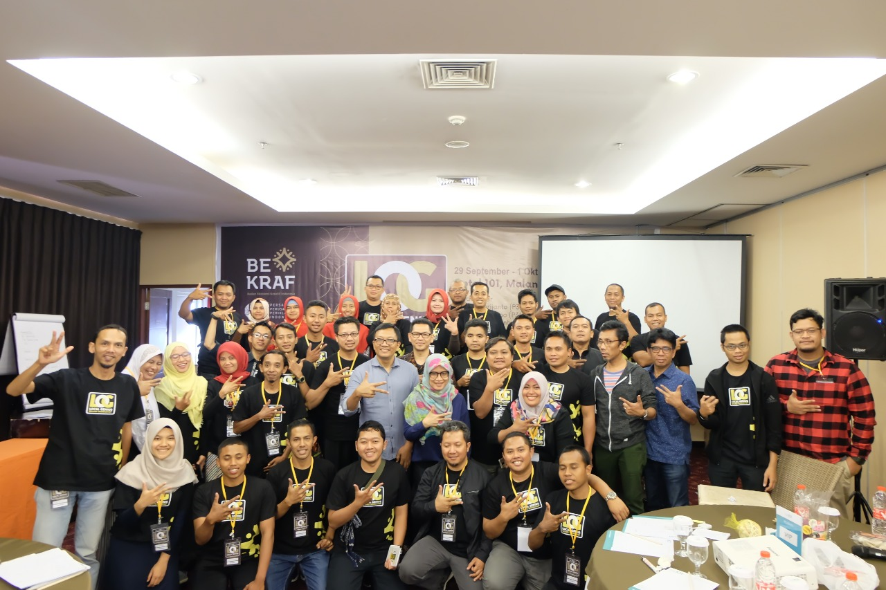 Workshop Produk-produk Malang di Era Global