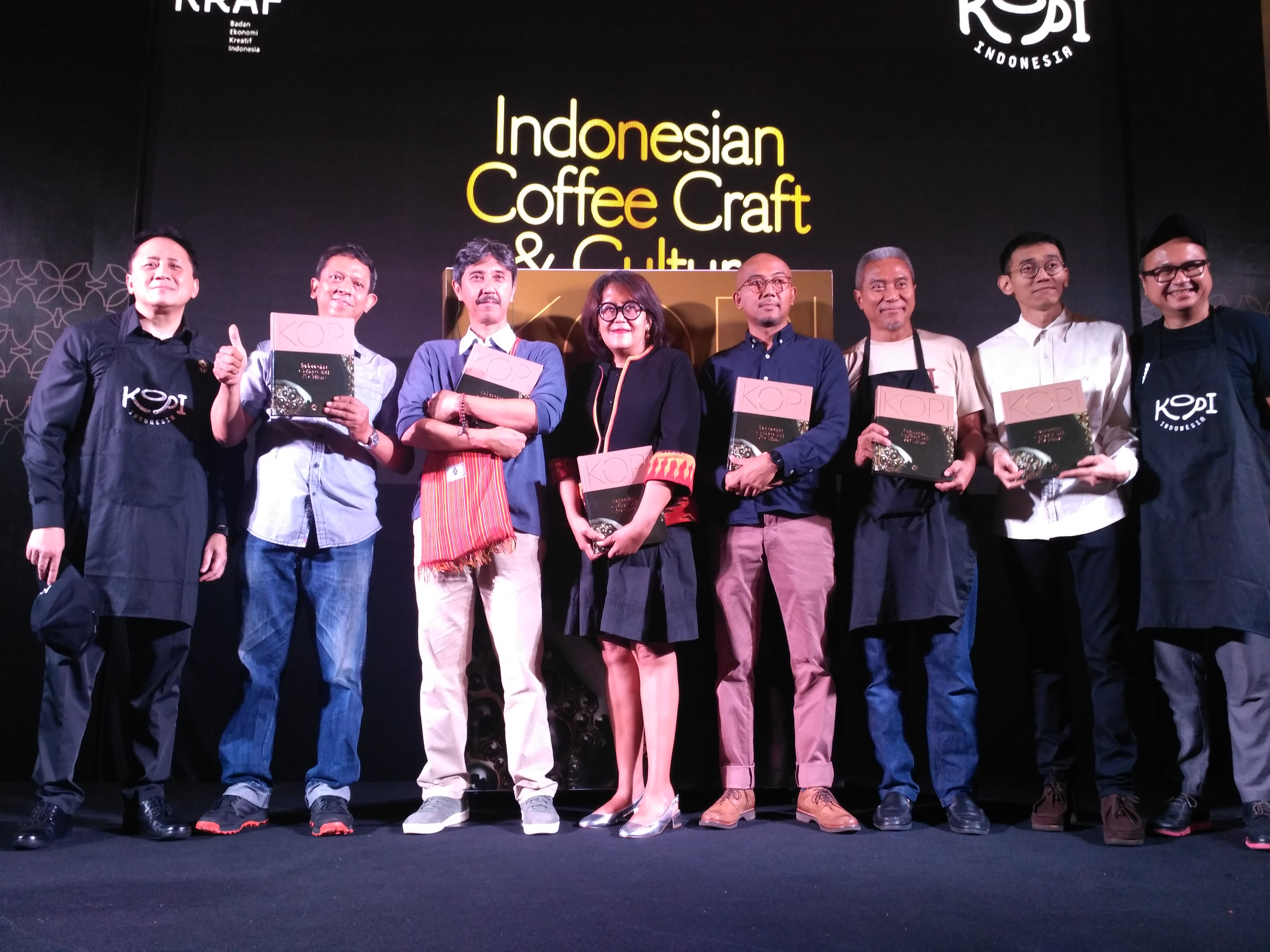 Kopi Indonesia, Craft & Culture