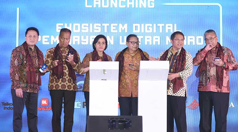 Pemerintah Uji Coba Program Digitalisasi Kredit Ultra Mikro