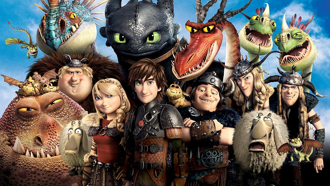 How to Train Your Dragon 3, Lebih Berwarna