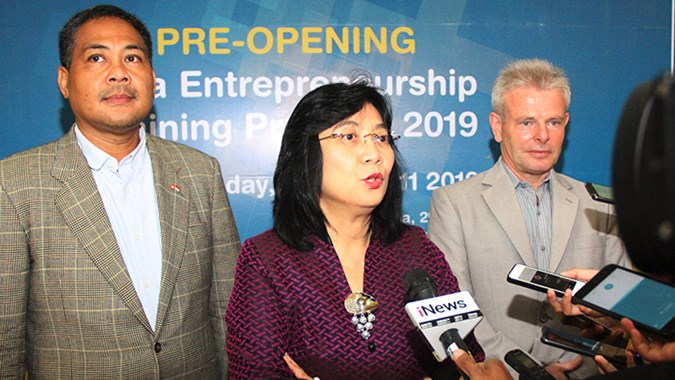 Kemenperin Dorong Startup Go International Melalui Program Akselerasi AETP