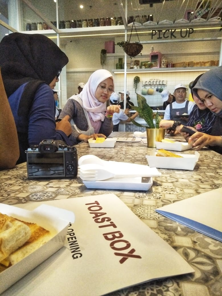 Toast Box Hadir di Gandaria City