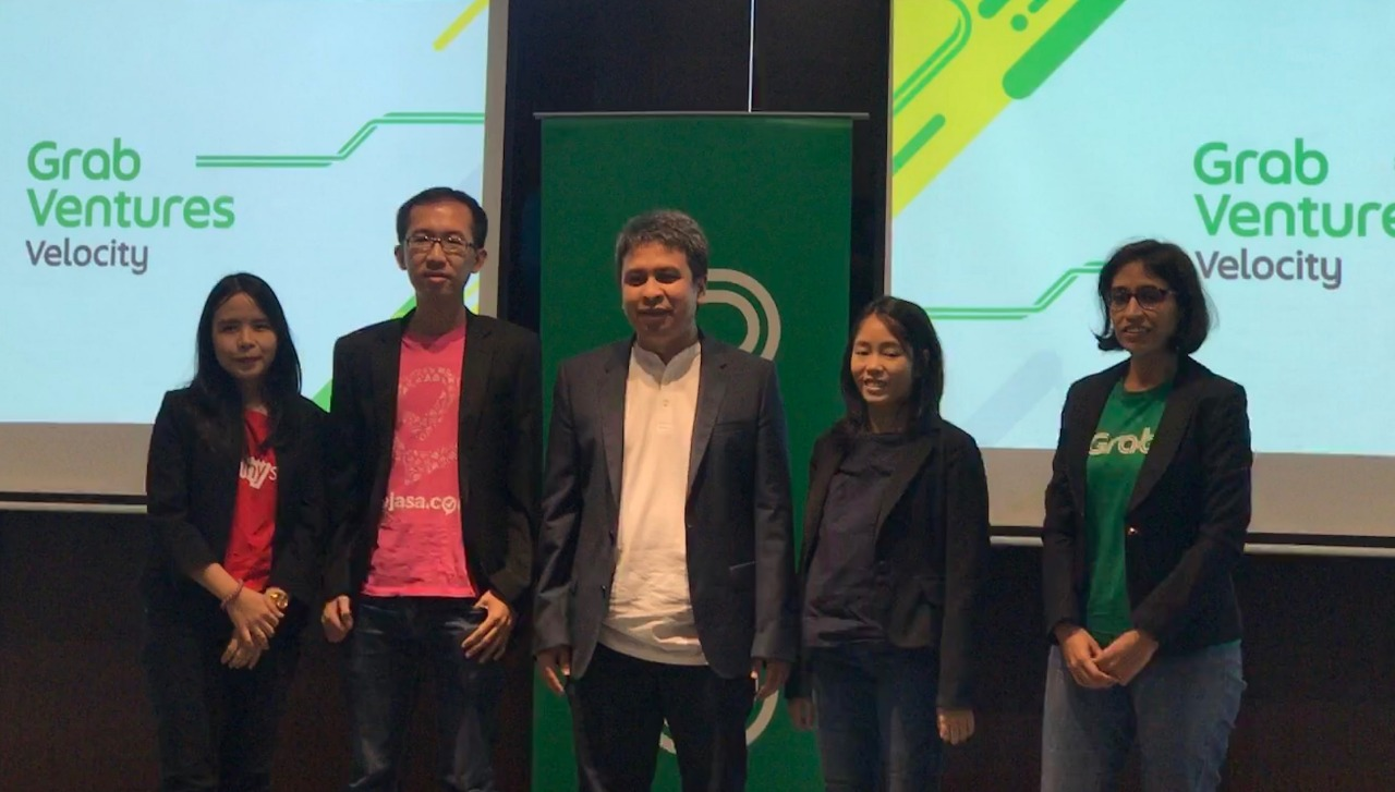 Grab Buka Program Grab Ventures Velocity Batch-2