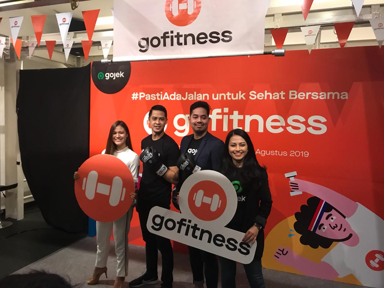 Gojek Gandeng DOOgether Luncurkan GoFitness