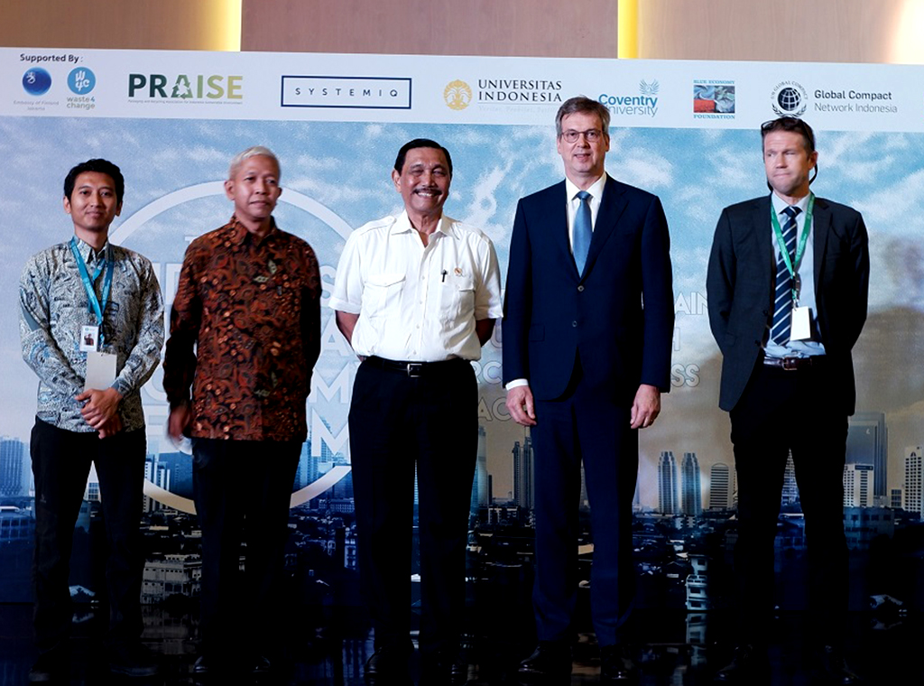 Greeneration Foundation Gelar ICEF Guna Percepat Ekonomi Sirkular di Indonesia