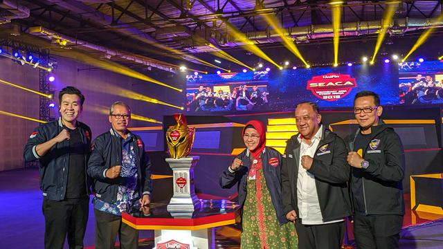 Grand Final UniPin SEACA 2019 Mulai Digelar