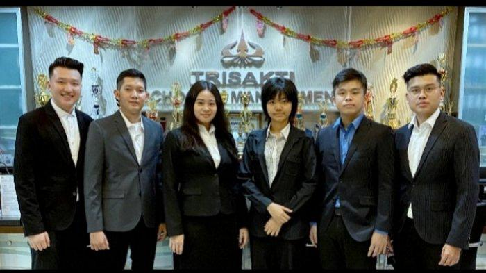 Tim Trisakti School of Management Juara ICAEW China and South-East Asia Virtual Business Challenge 2020