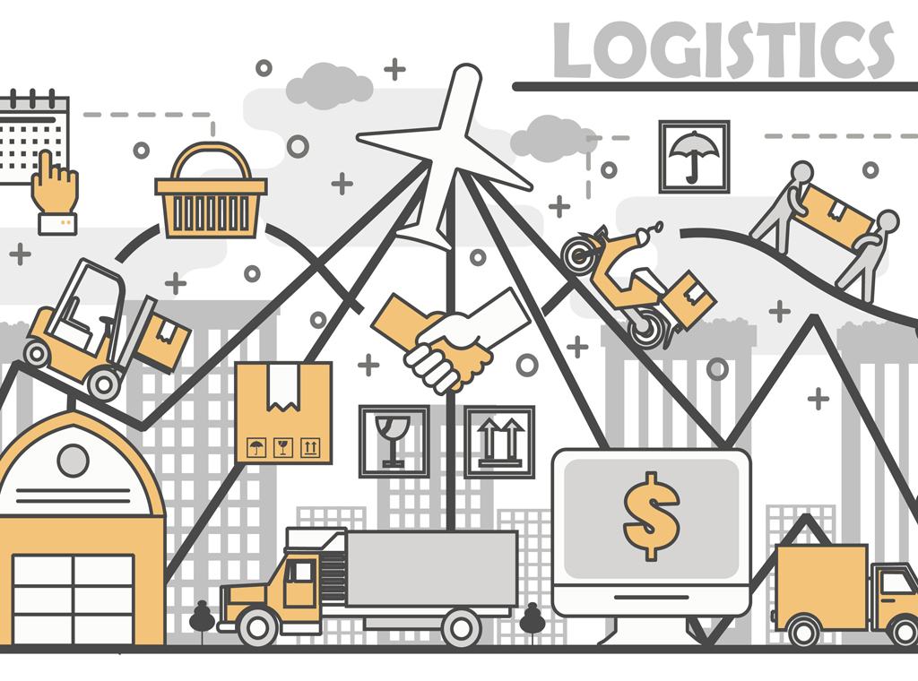 creative industry , logistic , strategy , services , package , efficient