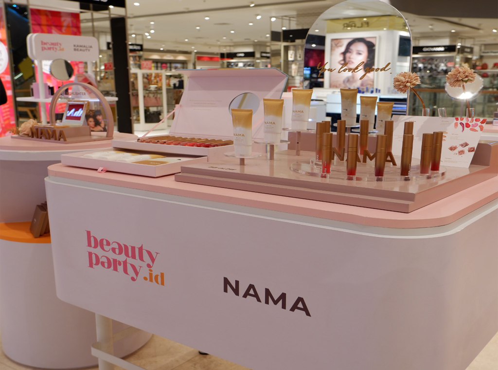 SOGO Hadirkan Beauty Party bagi Para Beauty Enthusiast
