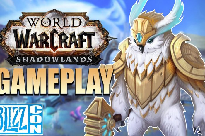 Game Baru WoW: Shadowlands, Perjalanan di Alam Baka