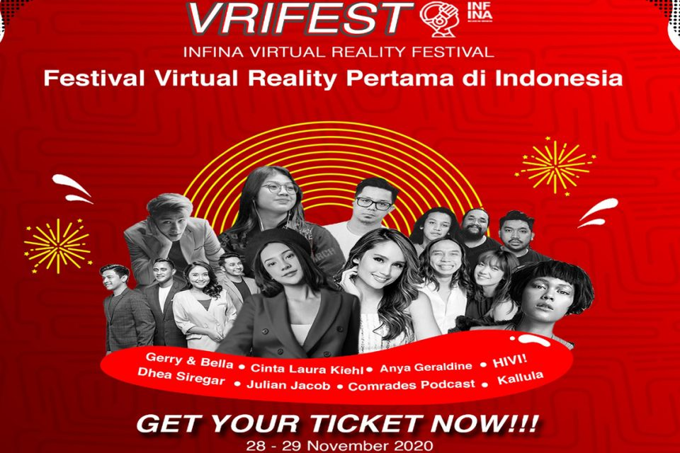 creative industry , lifestyle , event , online , digital , influencer , virtual