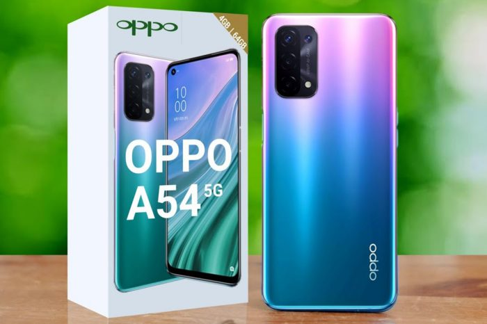 OPPO Luncurkan A Series OPPO A54